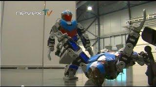 Cong nghe - Trận chiến robot