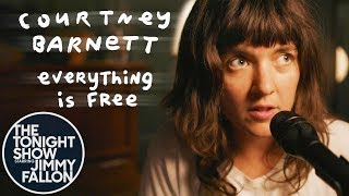 "Cover Room: Courtney Barnett - ""Everything Is Free"""