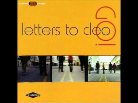 Letters To Cleo - Anchor