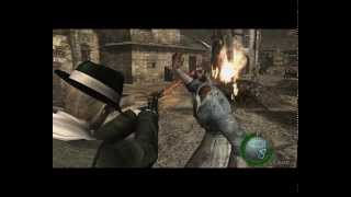 Resident Evil 4: Gameplay with mouse mod