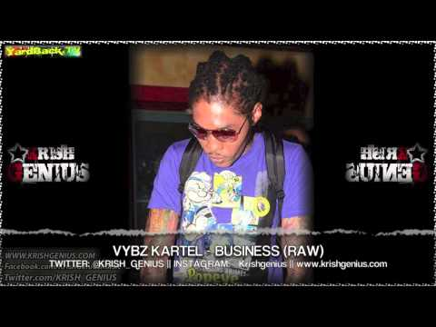 Vybz Kartel - Business (raw) June 2013 video