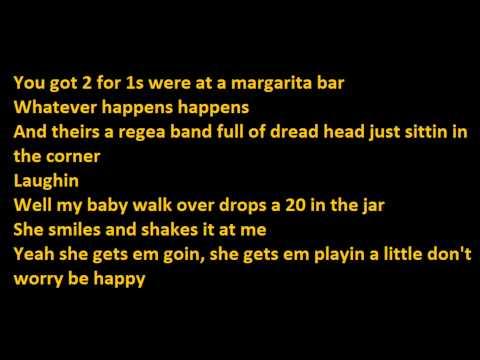 Jake Owen - Beachin' Lyrics