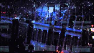 Premios Ceres. Mapping Teatro Romano de Mérida. Video Mapping on the Roman theater