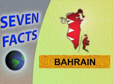 7 Facts about Bahrain
