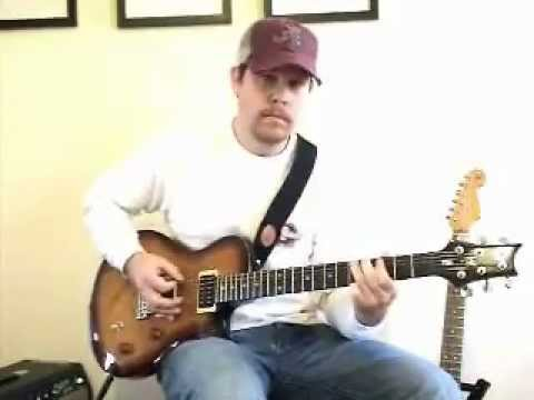 ZZ Top Guitar Lesson - Billy Gibbons Signature Licks