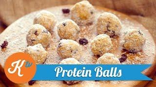 Resep Protein Balls | YUDA BUSTARA & BOBBY IDA