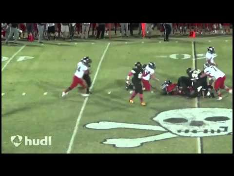 Armando Martinez - Senior Season Highlights