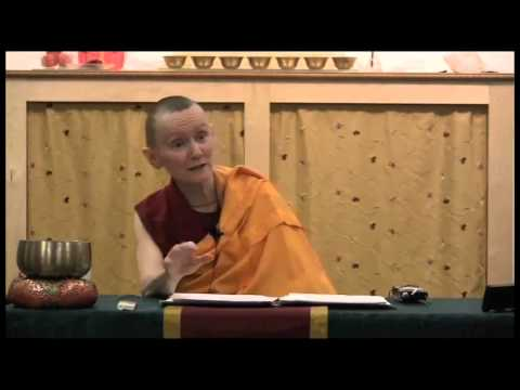 31 Aryadeva's 400 Stanzas on the Middle Way with Ven. Chodron: Review Chapter Two 12-5-13