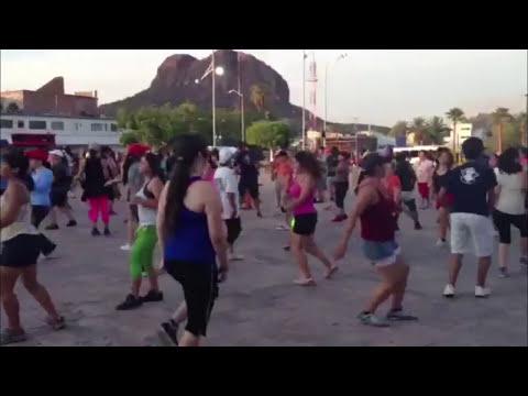 México Baila en Guaymas