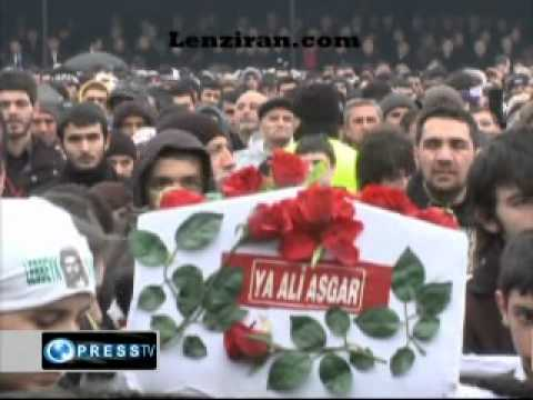 Ashoura in Turkey & participation of Velayati & Erdogan