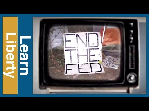 Should We End the Fed?