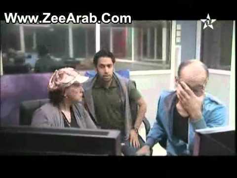Asora Al Ma9louba Ep 38 - Zineb Smayki - زينب سمايكي - صورة مقلوبة