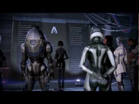 Mass Effect 3: Happy Ending