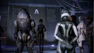 Mass Effect 3: Happy Ending