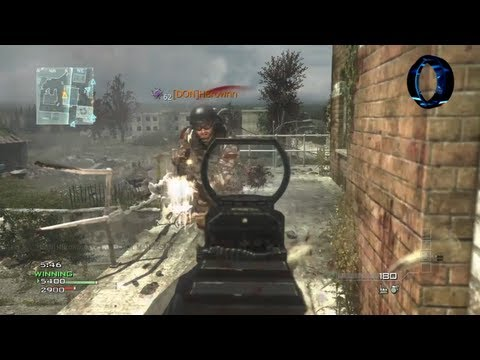 MW3 Multiplayer Gameplay - LIVE Commentary w/ Ali-A! -