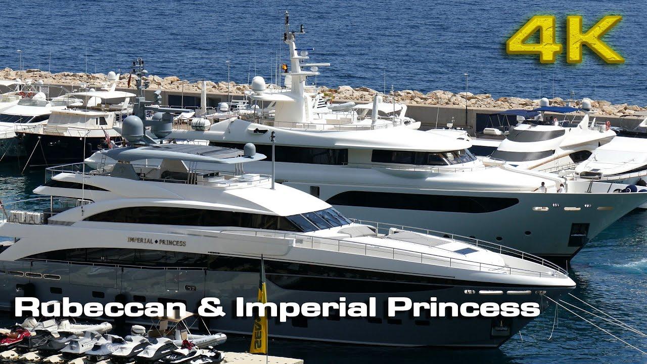 Rubeccan & Imperial Princess [4K]