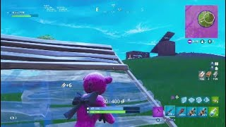 Intense Build Fight / End game