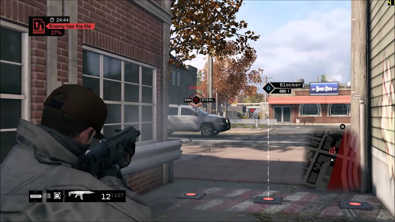 Watch Dogs Lag