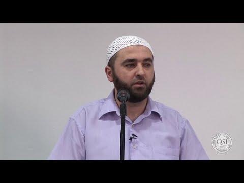 Krenaria në Islam - Shuajb Grajqevci - HUTBE