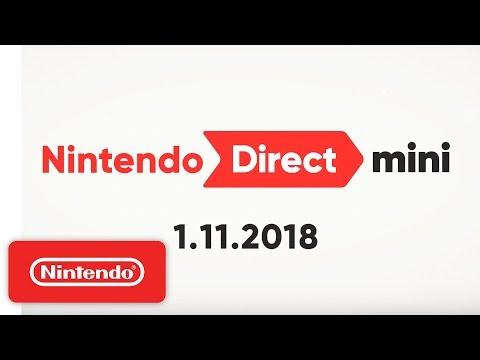 Cover Lagu Nintendo Direct Mini 1.11.2018