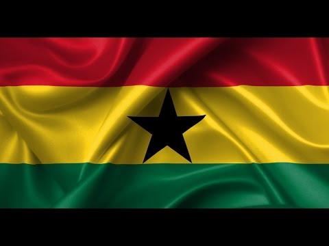 God bless our homeland Ghana- National Anthem  Of Ghana