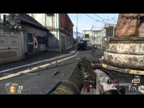 Call of duty Black Ops 2 |  Escopeta R870 MCS con silenciador