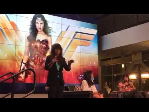 Master Class With Patty Jenkins #WonderWoman #DCEU Part 2