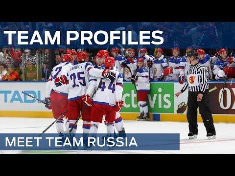 Сборная России по хоккею - на защите чемпионского титула