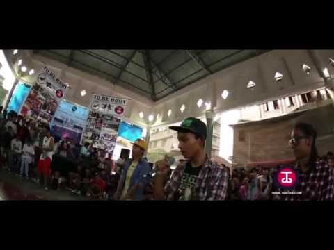 MANIPUR NORTHEAST INDIA - 'TO BE BBOY' VOL II TRAILER 2014