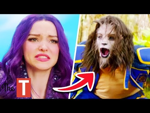 The Real Reason Ben Turns Into A Beast In Descendants 3