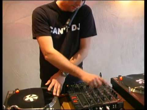 Platten Mixen DJ Tutorial - Deutsch