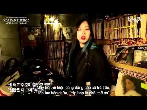 [KHiphopVN][VIETSUB] Show Me The Hip hop - MC Meta & Choi Sam