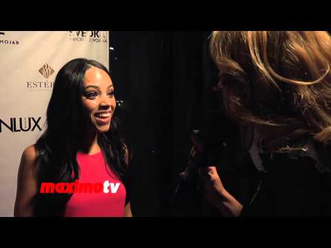 Bianca Lawson on Pretty Little Liars Comeback?, on Producing a Movie for Lifetime TV - INTERVIEW