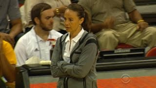 Becky Hammon, first female NBA coach, earns respect