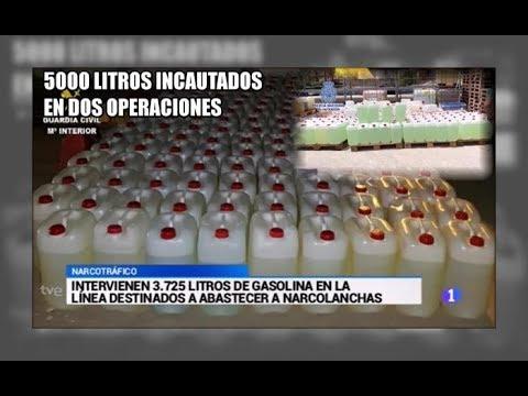 5000 litros intervenidos en dos operaciones - Aduanas SVA