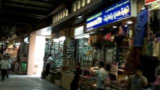 Old Souk in Muscat Oman.mp4