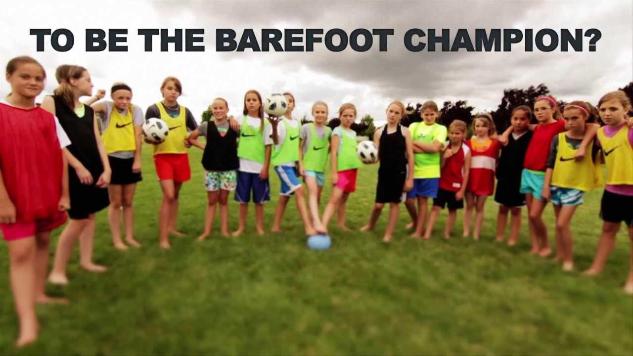 Barefoot 3v3 Soccer Youtube