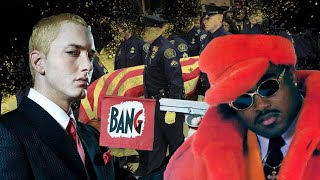 "Tee Stuckey Story - Eminem and the Gangster produced by Tone ""AK"" Scott"
