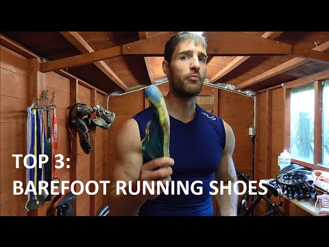 Best minimal running shoes - top 3 barefoot running shoes review - Vibram Five Fingers ETC