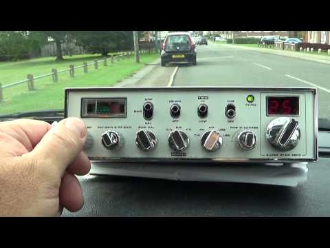 Citizens band Radio SSB contacts on 11M Russia DX