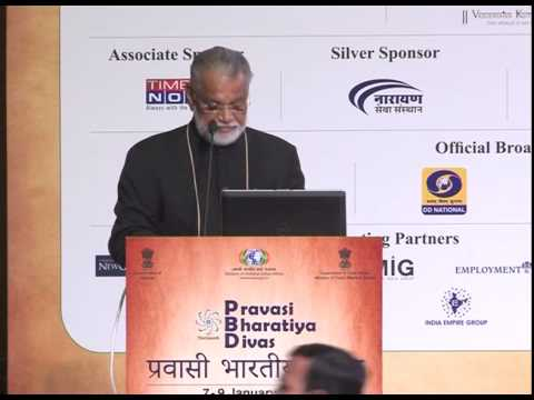 Dr K Radhakrishnan from ISRO, others address Bharat Ko Mano seminar