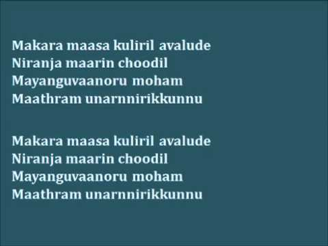 Sararanthal Thiri Thaanu Lyrics