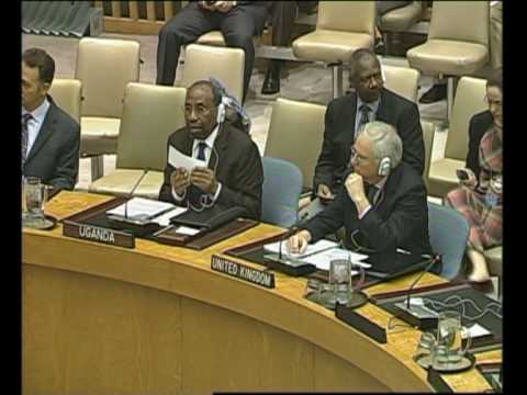 MaximsNewsNetwork: D.R. CONGO - U.N. SECURITY COUNCIL, Rep. ALAN DOSS (UNTV)