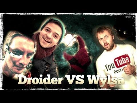 Битва гигантов: Droider.ru против iOS!