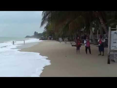 Lamai Beach 22-12-2014 Ko Samui