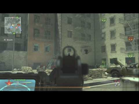 Modern Warfare 2: Domination -AC130 New Killstreaks-