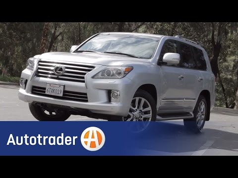 2013 Lexus LX 570 - SUV   New Car Review   AutoTrader.com