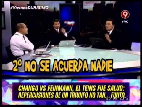 CHANGO VS FEINMANN - REPERCUCIONES - 24-10-14