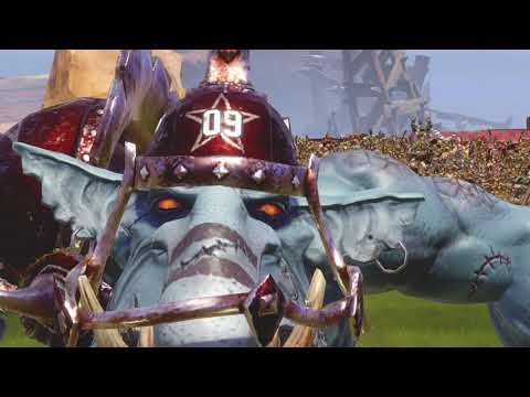 Halbfinale | Blood Bowl 2 in der Wargamer Liga | Zwerge vs Orks