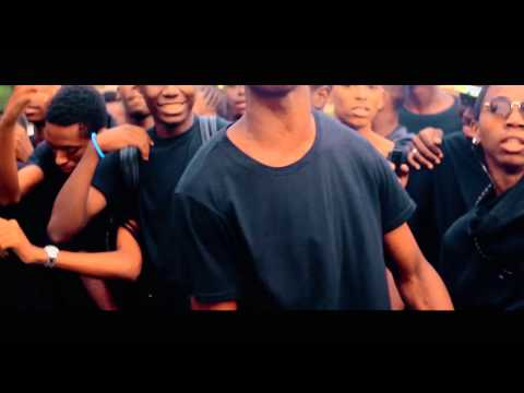 New Wave Gang - All Blvck ( by 241 High Zoo Made in Gabon ) Directed by MC4.